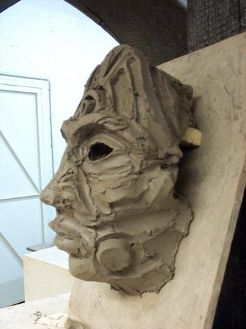 [WIP Clay Modeling] Mystikead (Update 2005_05_29)